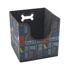Advantus Collapsible Pet Toy Bin Medium