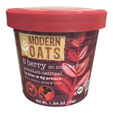 Modern Oats Premium Oatmeal Cups 5