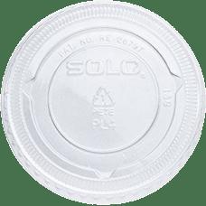 Solo PET Plastic Souffl Portion Cup