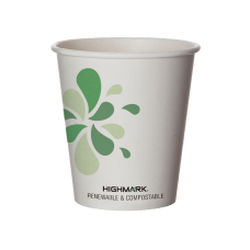 Highmark Compostable Hot Coffee Cups 10