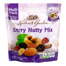 NATURES GARDEN Berry Nutty Mix Multipack