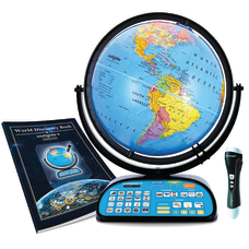 Replogle Intelliglobe II Deluxe Interactive Globe