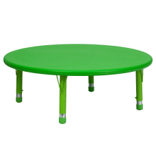 Flash Furniture 45 Round Adjustable Activity