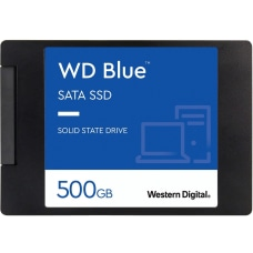 WD Blue 3D NAND 500GB Internal