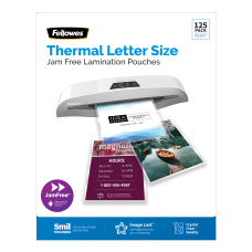 Fellowes ImageLast Premium UV Thermal Laminating