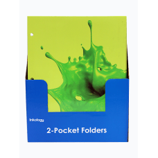 Inkology 2 Pocket Portfolios Nickelodeon Slime