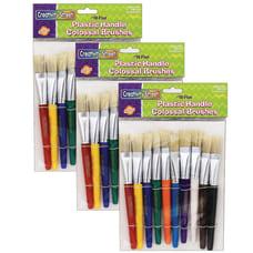 Creativity Street Beginner Paint Brushes 7
