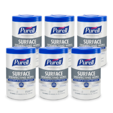 PURELL Professional Surface Disinfecting Wipes Citrus