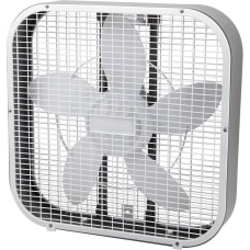 Holmes 20 3 Speed Box Fan