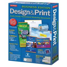 Design Print Business Edition Disc