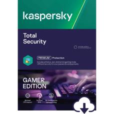 Kaspersky Total Security Gamer Edition 1