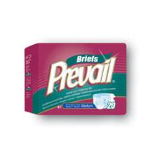 Prevail Adult Briefs Medium 32 44