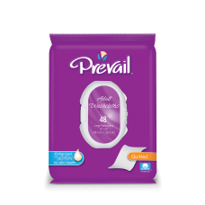Prevail Premium Adult Washcloths Softpak Of