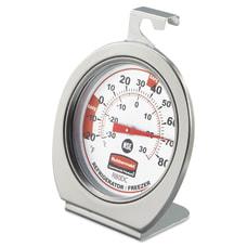 Rubbermaid RefrigeratorFreezer Monitoring Thermometer