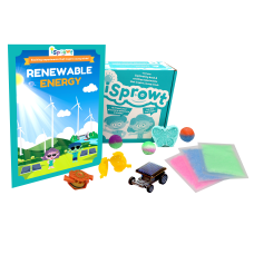 iSprowt Fun Science Kit For Kids