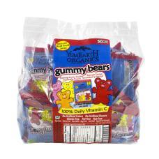 Yummy Earth Organic Gummy Bear Snack