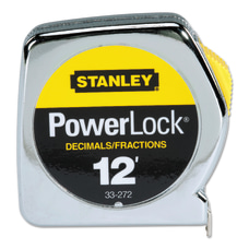Stanley Tools ABS Tape Measure Standard