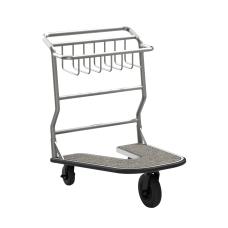 Suncast Commercial Nesting Luggage Cart Carpet