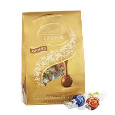 Lindor Chocolate Truffles Assorted Chocolate Caramel