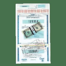 PM Plastic Tamper Evident Deposit Bags