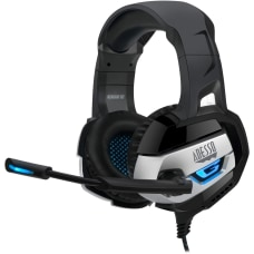 Adesso Stereo USB Gaming Headset with