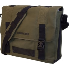 Mobile Edge Canvas Messenger Laptop Bag
