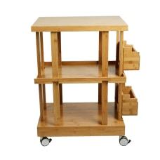 Mind Reader 3 Tier Bamboo Kitchen