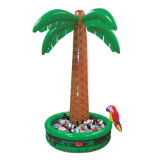 Amscan Summer Luau Jumbo Palm Tree