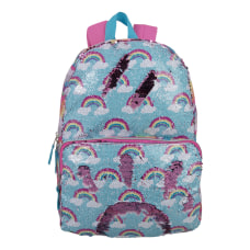 Trailmaker Rainbow Sequin Backpack