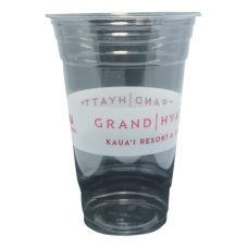 Edris Plastics Hyatt Flush PET Cups