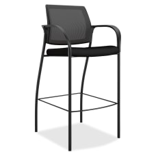 HON Ignition Cafe Stool Black