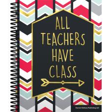 Carson Dellosa Teacher Planner Aim High