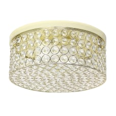Elegant Designs Elipse Crystal 2 Light