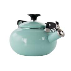 Kenmore Enamel On Steel Whistling Tea
