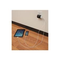 Dual Power AC Dual USB Ports