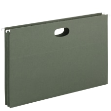 Smead 1 34 Expansion Hanging Pockets