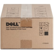 Dell PF029 High Yield Cyan Toner