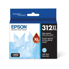 Epson Claria Photo Hi Definition T312XL520