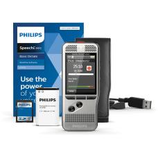 Philips Pocket Memo Voice Recorder DPM6000