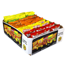 Frito Lay Flamin Hot Mix Box