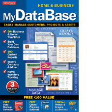 MyDatabase Home and Business