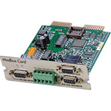 Eaton Modbus Card X Slot Serial