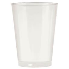 Amscan Plastic Cups 10 Oz Pearl