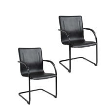 Boss Office Products Side Chair Black