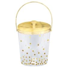 Amscan Plastic Ice Buckets 9 x