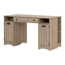 South Shore Artwork Rectangle Craft Table