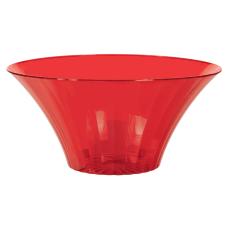 Amscan Large Plastic Flared Bowls 70