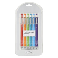 TUL Mechanical Pencils 05 mm Assorted