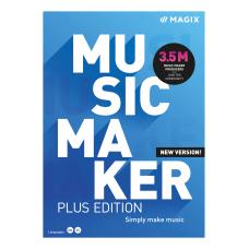 MAGIX Music Maker Plus 2021 For