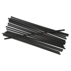 Boardwalk Single Tube Stir Straws 5
